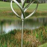 Marshall-Home-and-Garden-Cheyenne-Wind-Spinner-Silver-0