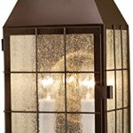 NORWELL-1093-BR-SE-American-Heritage-Wall-Fixture-Lamp-Bronze-Finish-0