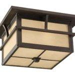 Sea-Gull-Lighting-78880EN3-51-Medford-Lakes-Outdoor-Flush-2-Light-LED-19-Total-Watts-Statuary-Bronze-0-0