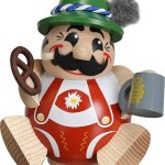 Seiffener-Volkskunst-German-incense-smoker-Bavarian-height-12-cm-5-inch-original-Erzgebirge-by-SV-19001-0