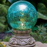 Solar-Gazing-Ball-Turquoise-0