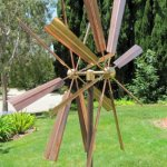 Stanwood-Wind-Sculpture-Kinetic-Copper-Wind-Sculpture-Double-Windmill-Spinner-0-0
