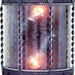 Volume-Lighting-V8167-48-2-Light-Outdoor-Wall-Sconce-Blacksmithy-0