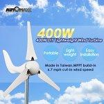 Windmill-DB-400-400W-12V-Wind-Turbine-Generator-kit-0-0
