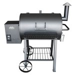 Wood-Pellet-Grill-Smoker-Outdoor-BBQ-Cooker-Patio-Kitchen-0