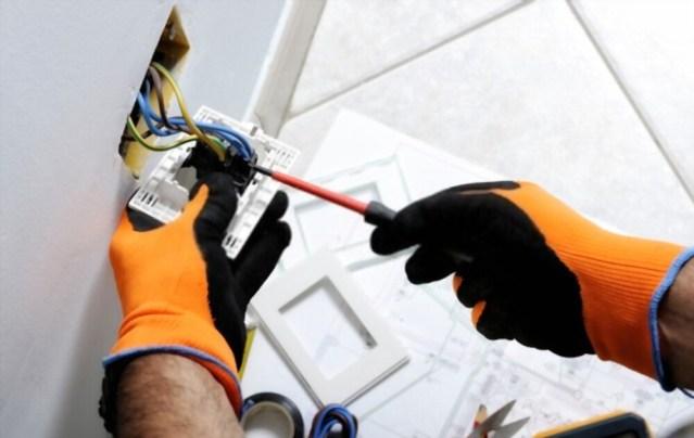 Green Leaf Air - Handyman - Electrical Wiring