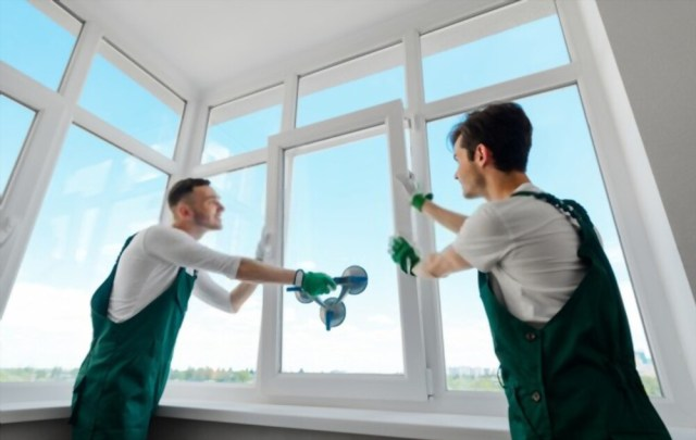 Green Leaf Air - Handyman - Window Repair