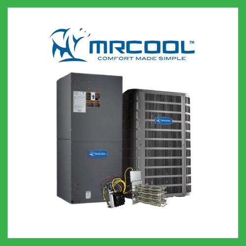 MRCOOL Electric HVAC Systems