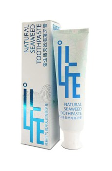 Natural Seaweed Toothpaste