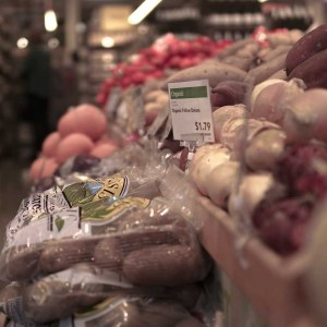 Whole Foods Acquisition, Produce section onions
