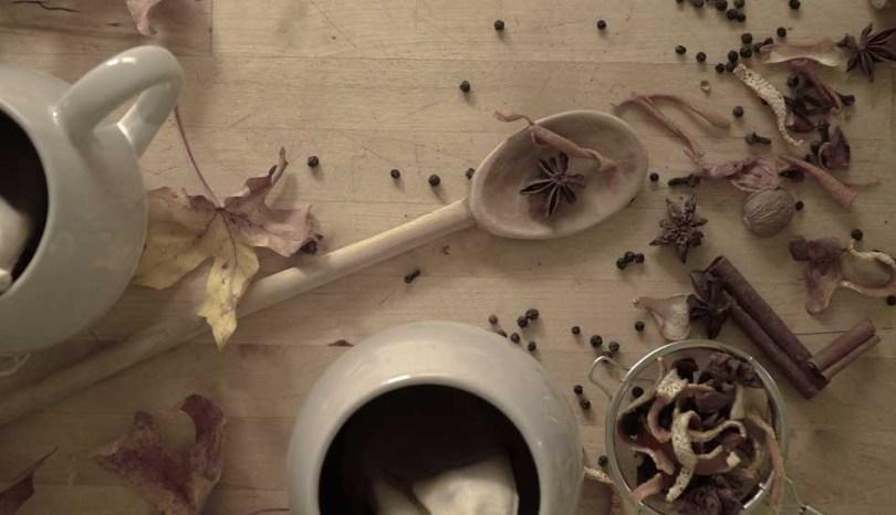 Winter Chai Tea