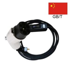 Заоядное устройство электромобиля GB/T