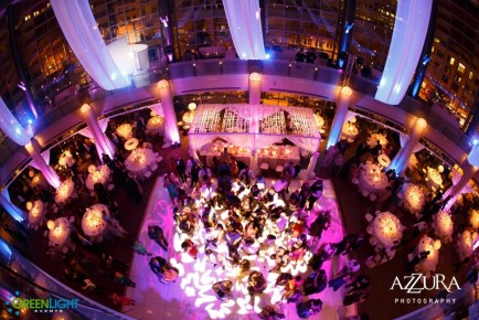 Crawford Wedding at Benaroya Hall by Azzura Photography