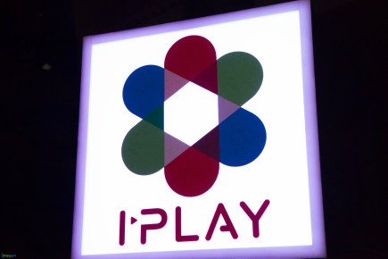 Custom Lightpad for iPlay by GreenLight Events