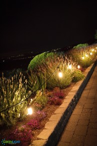 String lighting for the Golf Club at Newcastle by GreenLight Events