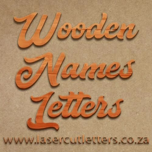Wooden Names North West