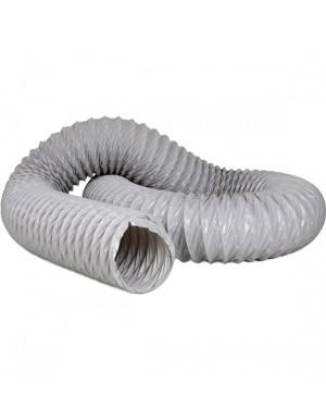 PVC-Slang-127mm-wit-per-meter
