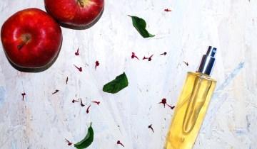 DIY|Λοσιόν προσώπου με μηλόξυδο