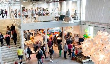 Η Σουηδία άνοιξε το πρώτο εμπορικό κέντρο με μεταχειρισμένα προϊόντα