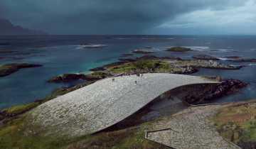 The Whale – ένα φιλόδοξο περιβαλλοντικό έργο στον Αρκτικό Κύκλο