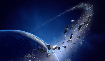Ρύπανση του διαστήματος – Απορρίμματα κατακλύζουν και την επιφάνεια της γης !