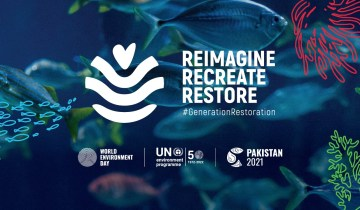 5 Ιουνίου | Παγκόσμια Ημέρα Περιβάλλοντος #GenerationRestoration