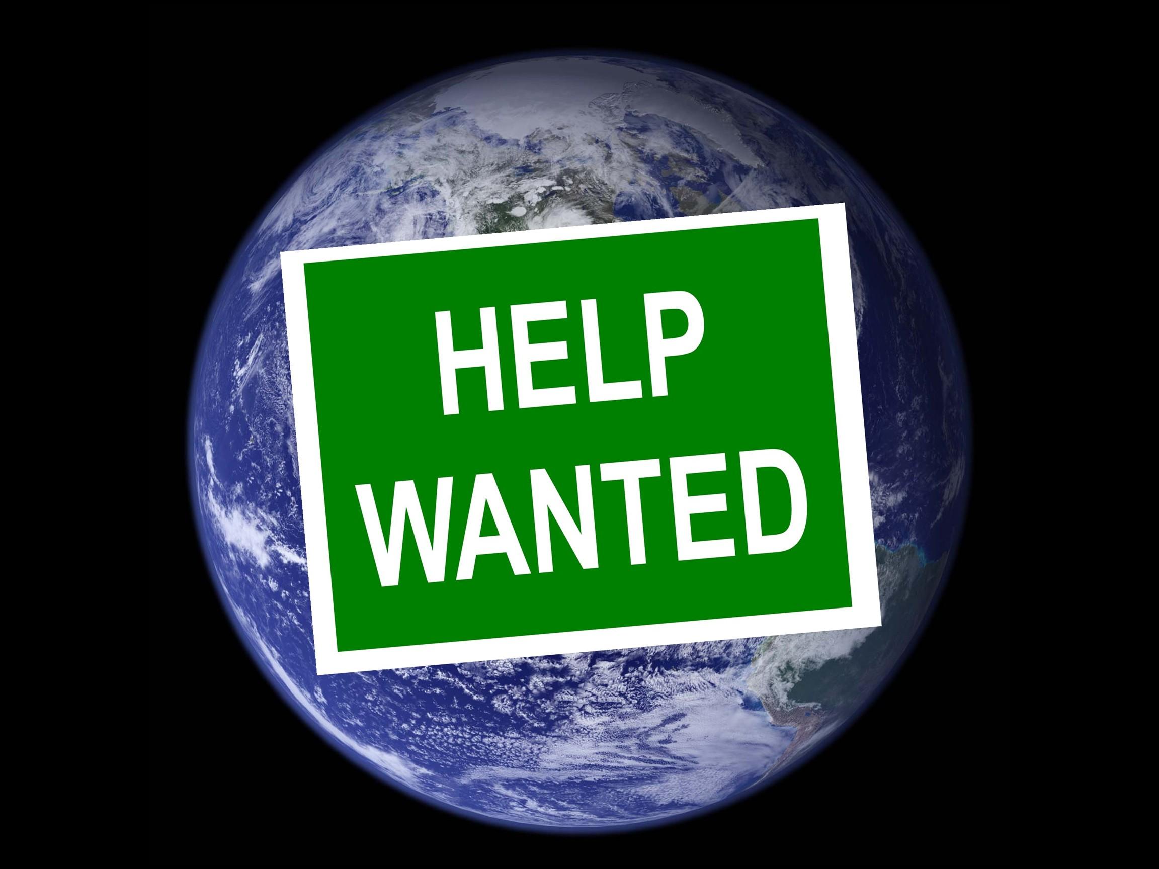 Help Wanted Earth