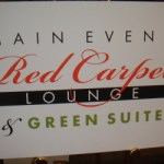 Main Event Red Carpet Lounge for the Green Suite