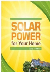 Solar Power For Your Home is part of my series of books the Green Guru Guides
