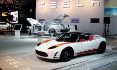 Tesla Built Their Own EV and a fire started at freemont factory