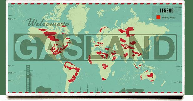 Gasland the Movie by Josh Fox