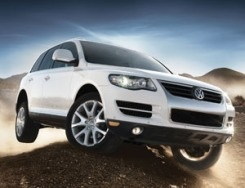 VW Toureg Hybrid