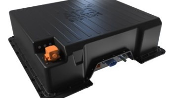 A123 Systems Battery Pack