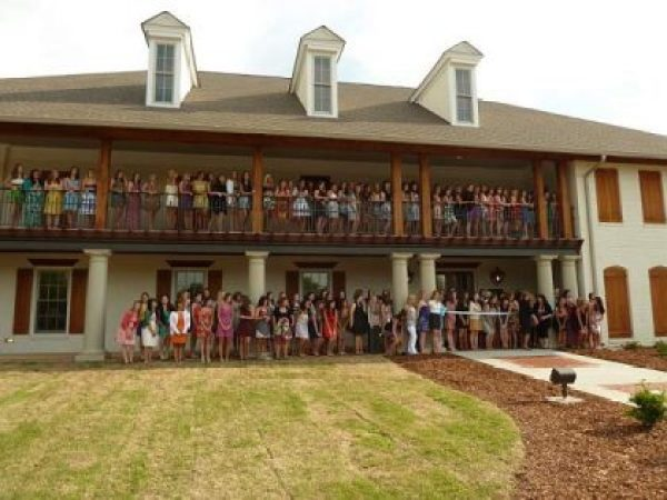 Newest Chapter House at Mississippi State University Registers LEED® Certification