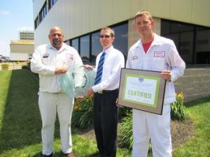 Honda LEED certified ohio