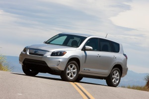 Toyota RAV4 EV brought to you with Tesla Motors