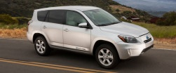 Toyota RAV4 EV by Tesla Motors