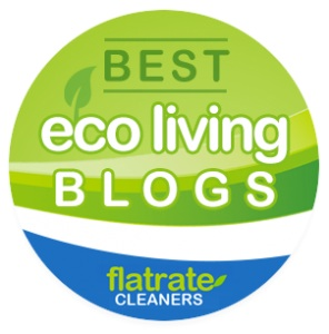 This blog rated The Green Living Guy one if the top Eco Living Blogs