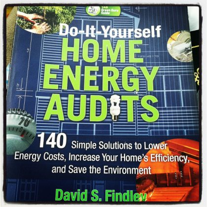 Cover of book do it yourself home energy audits electric car cover of book do it yourself home energy audits solutioingenieria Choice Image