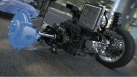 Ford regen braking system