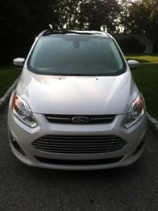 Ford C-MAX Energi plugin hybrid electric car