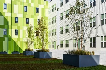 LEED Platinum Goes to Paseo Verde Dedication Ceremony Showing Green Chic