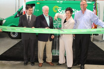 SolarCity Launches New Operations Center in Stockton, Spurs