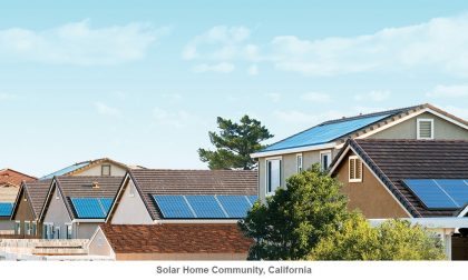 SolarCity and Oakwood Homes Offer Solar Systems on New Homes in Denver
