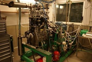 Lund University shows New engine that could reduce truck emissions