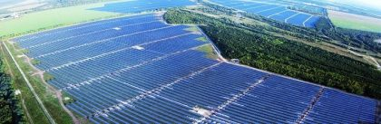 Samsung and Canadian Solar Open Solar Manufacturing Facility in London