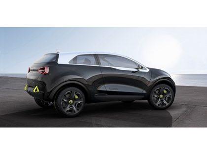 Kia Niro Hybrid EV Concept Makes U.S. Debut