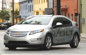 VOLT DRAWING NEW FACES TO CHEVROLET DEALERSHIPS
