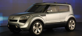 KIA SOUL ELECTRIC VEHICLE SET FOR 2014