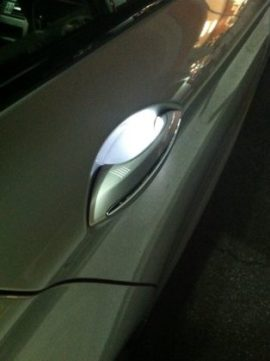 BMW 535d LED lighting